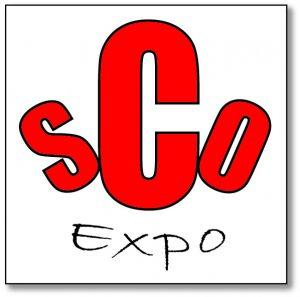 Logo SCOexpo Quadri cadre ombré